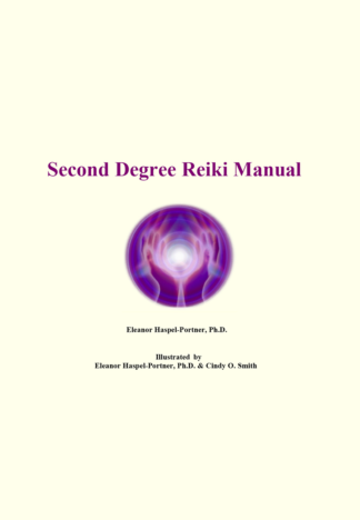 Reiki Second Degree Manual - PDF