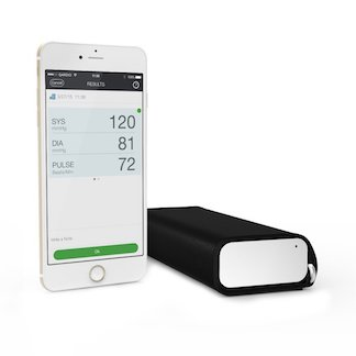 QardioArm Wireless Blood Pressure Monitor: Compact ...